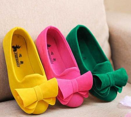 مدل کفش های دخترانه شیک برای دختران ناز