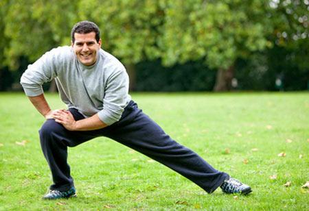 ورزش کردن در تعطیلات