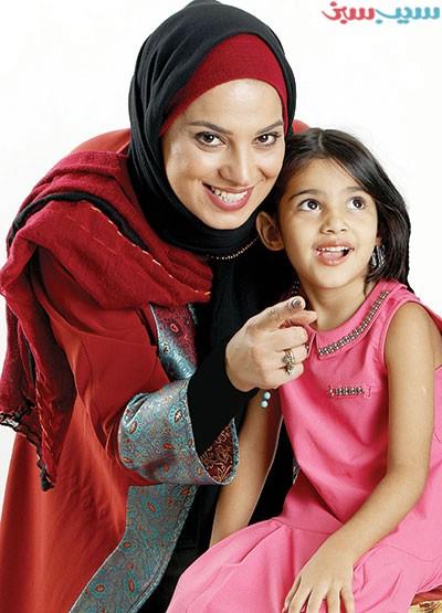 مادران سوپر استار ایرانی +عکس روشنک عجمیان