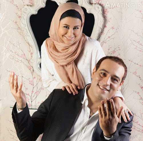 تبریک تولد شوهر یاسمینا باهر