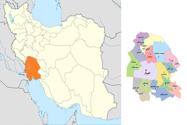 راهنمای سفر نوروزی به استان خوزستان و اهواز