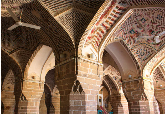 مسجد جامع دزفول