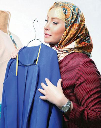 خرید لباس فریبا نادری برای عید نوروز