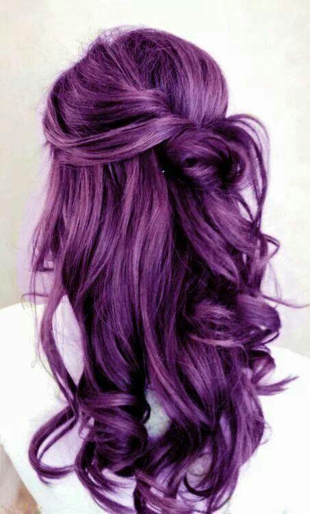 مدل موهای فانتزی و رنگ موی زیبای 2016