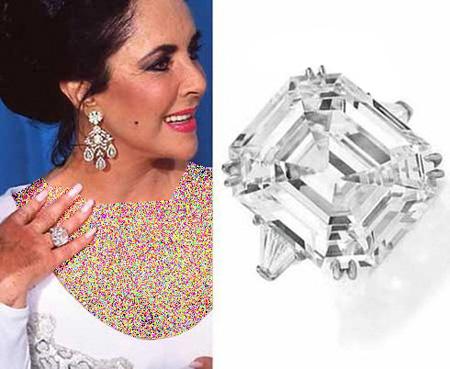 گرانترین حلقه های ازدواج هالیوودی,آشنایی با حلقه های گران ستاره های هالیوودی
