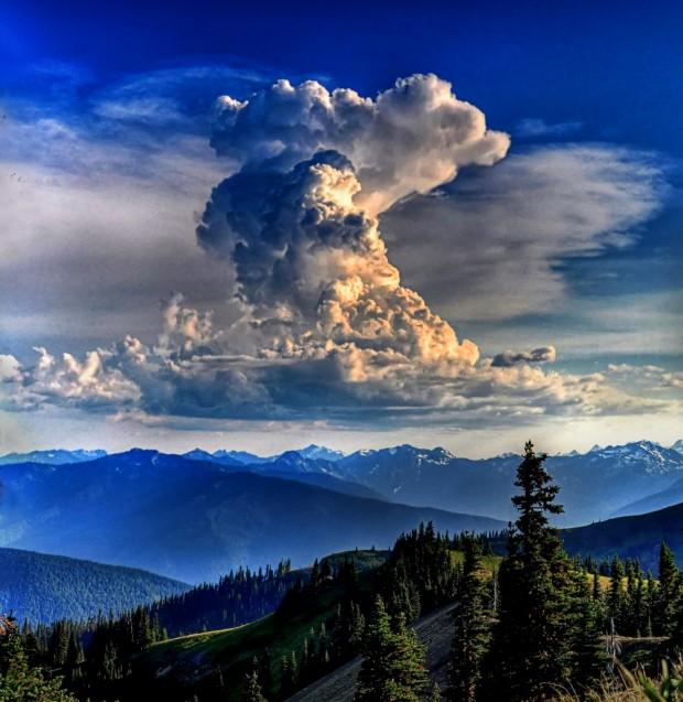 تصویر از تصاویر انرژی بخش طبیعت و عکس های پروفایل طبیعت زیبا و منظره های دیدنی