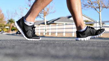 فواید عالی پیاده روی برای بدن