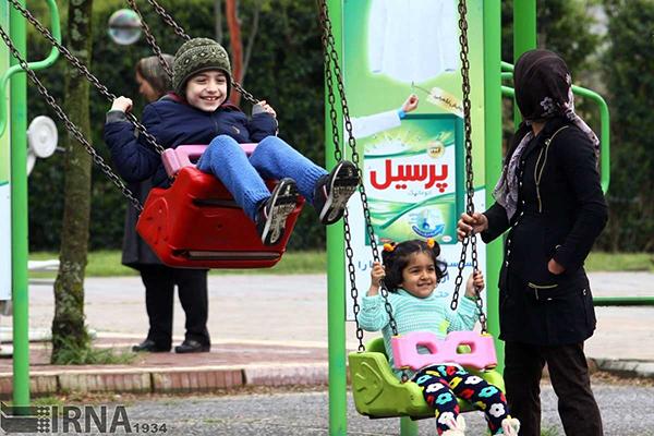 عکس های دیدنی مردم ایران در روز طبیعت سیزده بدر