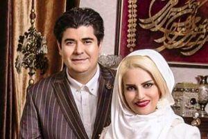 عکس جدید سالار عقیلی و همسرش در آمریکا
