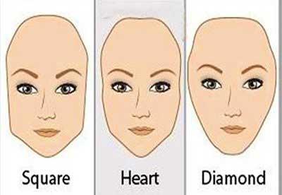 مدل ارایش ابرو متناسب با فرم صورت شما