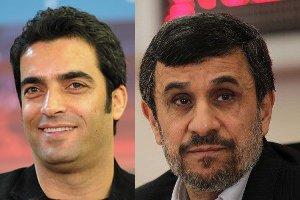 فیلم احمدی نژاد توسط همسر یکتا ناصر ساخته می شود!