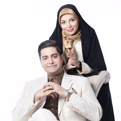 پست ویژه اینستاگرام آزاده نامداری در روز مرد برای شوهرش