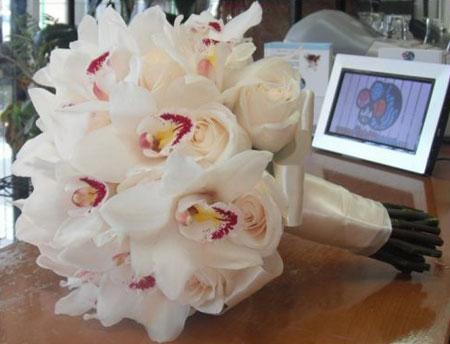 مدل دسته گل عروس شیک و جدید