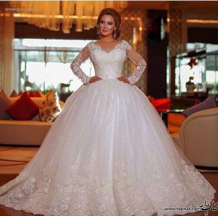 Bride dress 1 1 تازه ترین و جدیدترین ژورنال مدل لباس عروس 2016