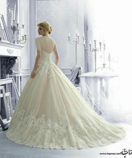 Bride dress 10 1 تازه ترین و جدیدترین ژورنال مدل لباس عروس 2016