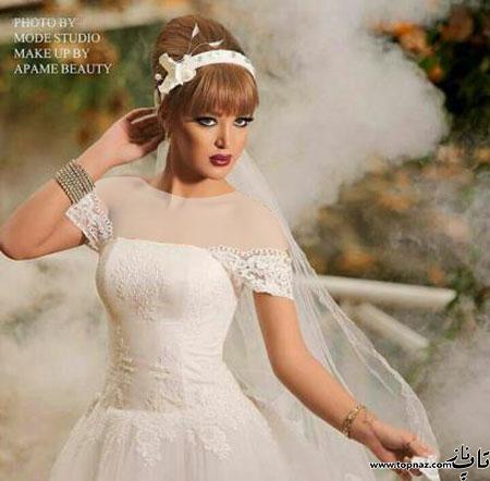 Bride dress 11 تازه ترین و جدیدترین ژورنال مدل لباس عروس 2016