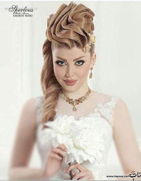 Bride dress 12 تازه ترین و جدیدترین ژورنال مدل لباس عروس 2016