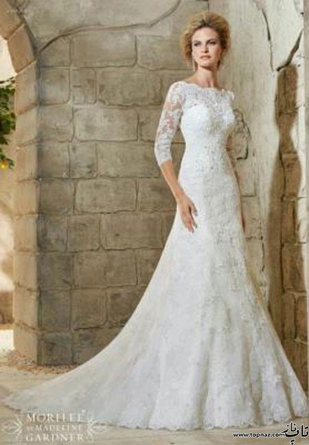 Bride dress 13 تازه ترین و جدیدترین ژورنال مدل لباس عروس 2016