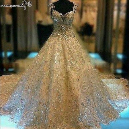 Bride dress 14 تازه ترین و جدیدترین ژورنال مدل لباس عروس 2016