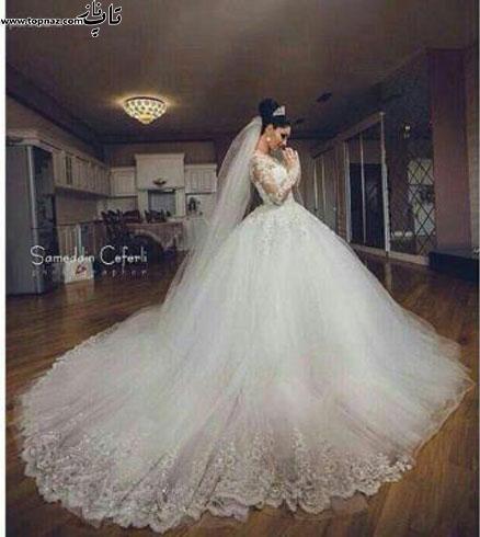 Bride dress 15 تازه ترین و جدیدترین ژورنال مدل لباس عروس 2016