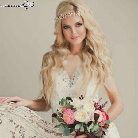 Bride dress 16 تازه ترین و جدیدترین ژورنال مدل لباس عروس 2016