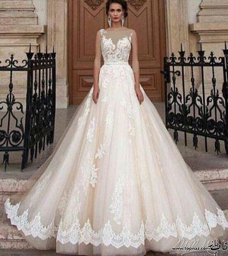 Bride dress 17 تازه ترین و جدیدترین ژورنال مدل لباس عروس 2016