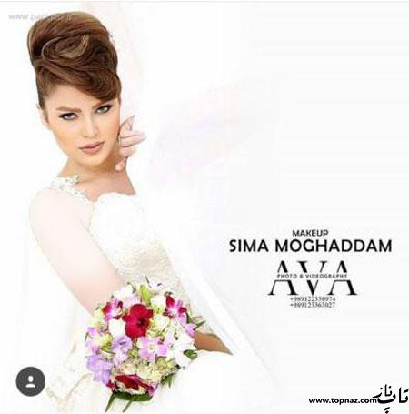 Bride dress 7 1 تازه ترین و جدیدترین ژورنال مدل لباس عروس 2016