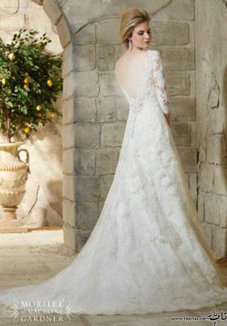 Bride dress 8 1 تازه ترین و جدیدترین ژورنال مدل لباس عروس 2016
