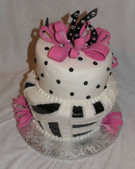 جدیدترین مدل کیک تولد زیبا