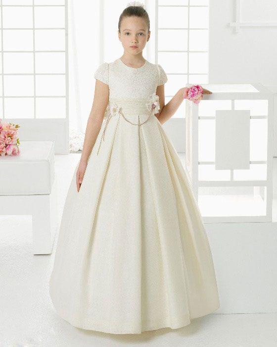 Childrens Bridal 1 مدل لباس بچه گانه عروس برند رزا کلارا 2016