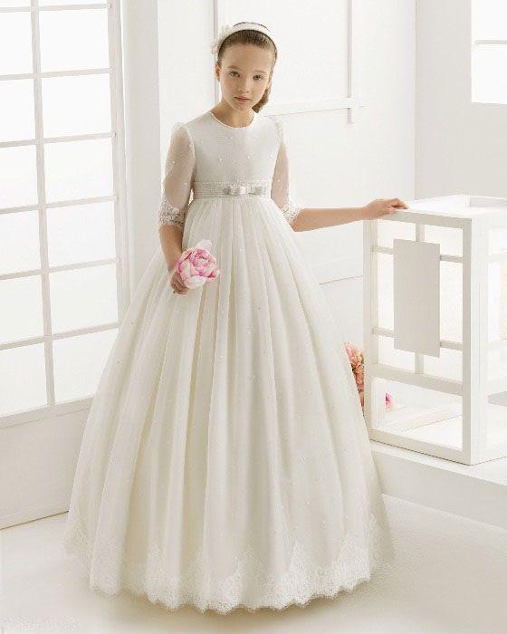 Childrens Bridal 12 مدل لباس بچه گانه عروس برند رزا کلارا 2016