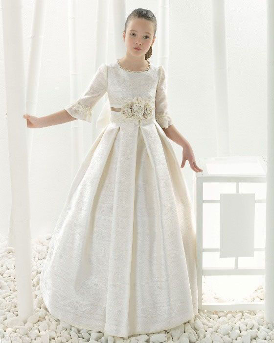 Childrens Bridal 13 مدل لباس بچه گانه عروس برند رزا کلارا 2016