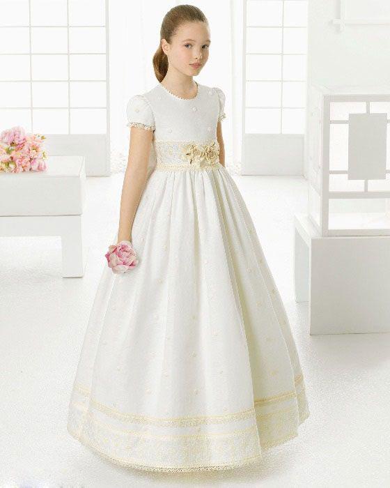 Childrens Bridal 14 مدل لباس بچه گانه عروس برند رزا کلارا 2016