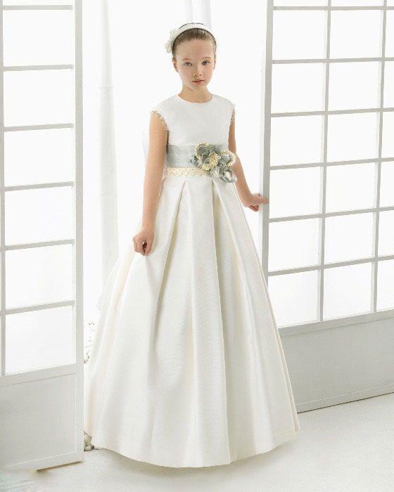 Childrens Bridal 2 مدل لباس بچه گانه عروس برند رزا کلارا 2016