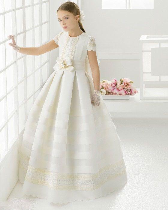 Childrens Bridal 3 مدل لباس بچه گانه عروس برند رزا کلارا 2016