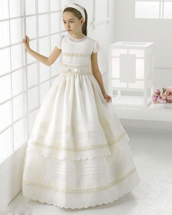 Childrens Bridal 4 مدل لباس بچه گانه عروس برند رزا کلارا 2016