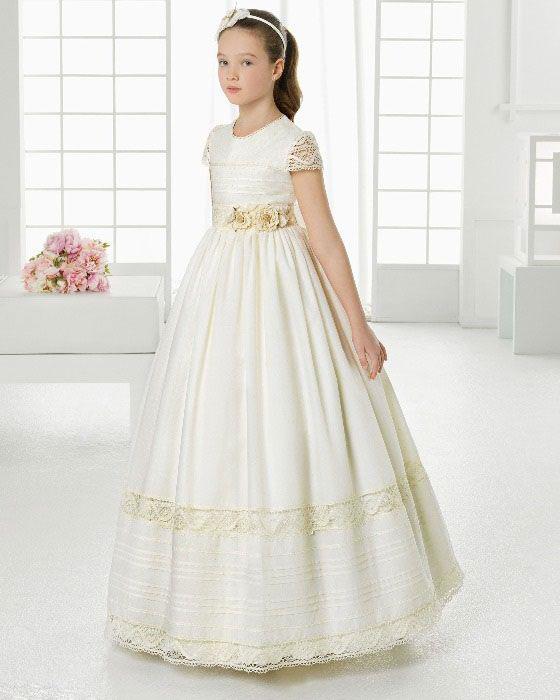 مدل لباس بچه گانه عروس برند رزا کلارا 2016