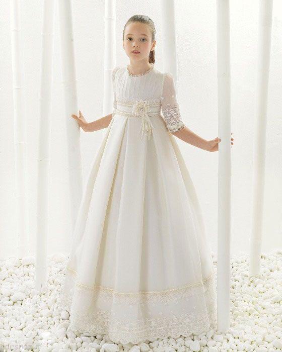 Childrens Bridal 7 مدل لباس بچه گانه عروس برند رزا کلارا 2016