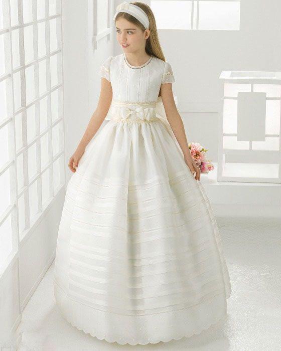 Childrens Bridal 9 مدل لباس بچه گانه عروس برند رزا کلارا 2016