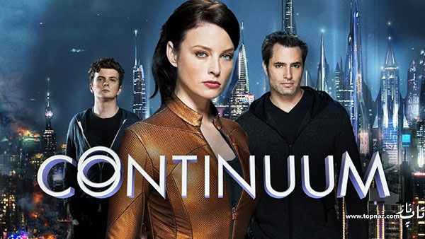 داستان سریال زنجیره Continuum + عکس بازیگران سریال Continuum