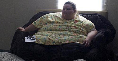 عکس های دختر 25 ساله پس از 240 کیلو کاهش وزن!!