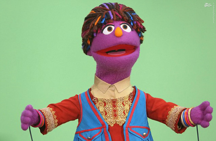 عروسک همزاد جناب خان