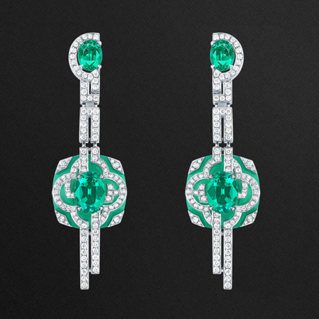 مدل جواهرات LOUIS VUITTON شیک و جذاب