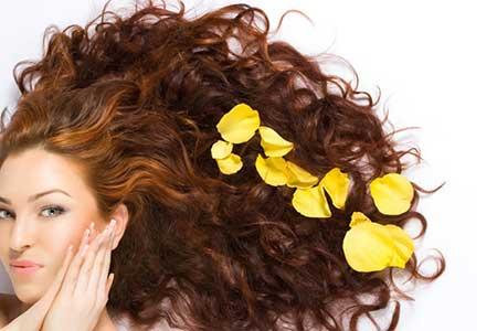 ماسک های طبیعی جادویی برای موهای شما