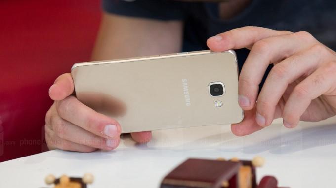 (2016) Galaxy A5 6