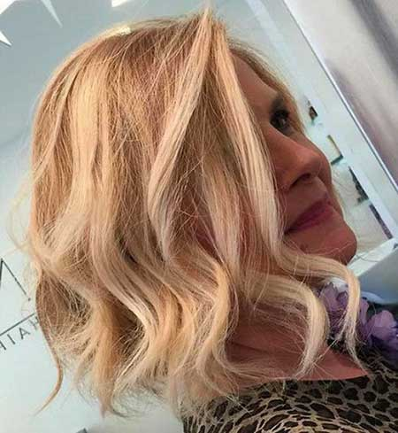 مدل موهای زیبا برای زنان 40 سال به بالا