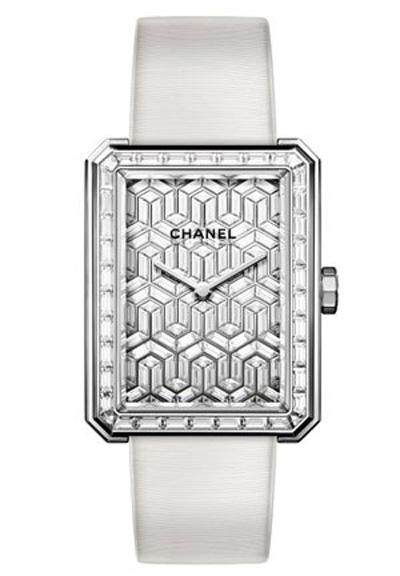 ساعت الماس زنانه برند Chanel