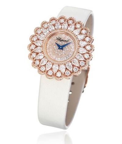 ساعت الماس زنانه برند Chopard