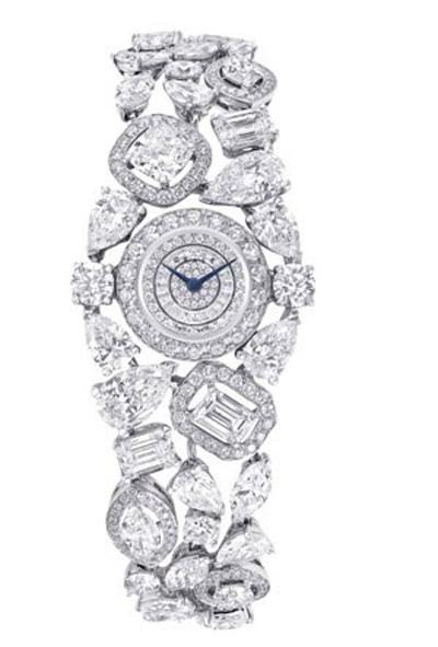مدل ساعت الماس زنانه Graff Diamonds