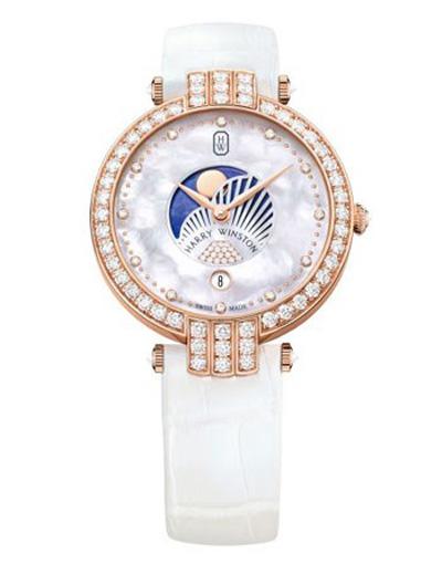 ساعت الماس زنانه Harry Winston